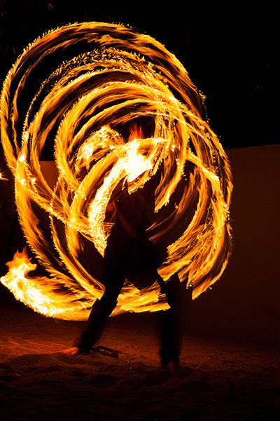 """Fire Dancer II""     South Africa"