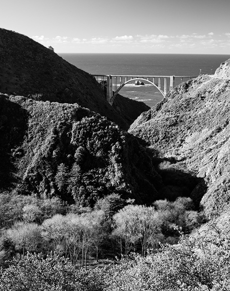 """Bixby Bridge""     Big Sur, California"
