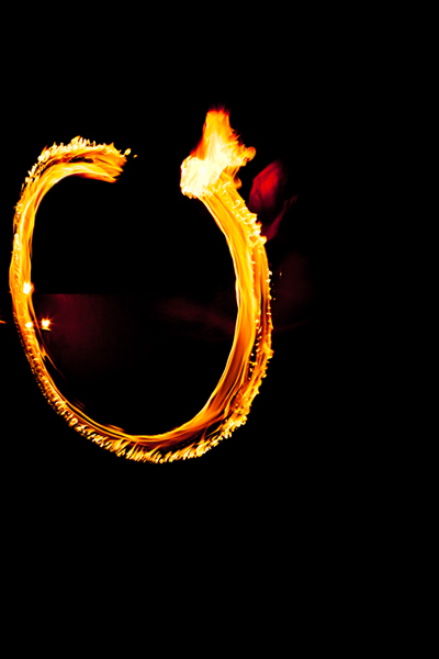 """Ring Of Fire (Fire Dancer III)""     South Africa"