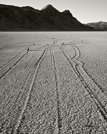 """Racetrack""     Death Valley National Park, California"