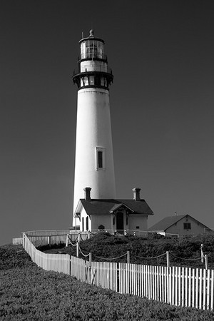 """Pigeon Point I""     San Mateo Coast, California"