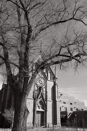 """Loretto Chapel""     Santa Fe, New Mexico"