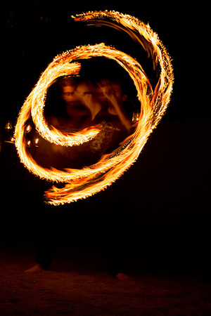 """Fire Dancer I""     South Africa"
