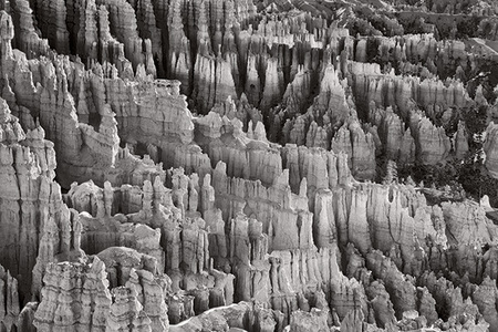 """Hoodoo Formation - Silent City (Bryce Canyon)""     Bryce Canyon National Park, Utah"